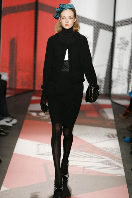 DKNY A/W 2009, New York Fashion Week