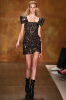 Herve Leger A/W 2009, New York Fashion Week, Catwalk show, Marie Claire