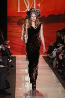 Diane Von Furstenberg A/W 2009, New York Fashion Week