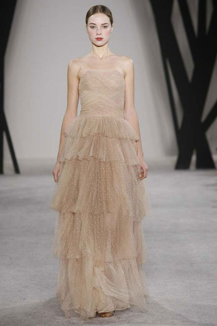 Jason Wu A/W 2009, New York Fashion Week, catwalk show, Marie Claire