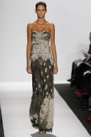 Badgley Mischka A/W 2009, New York Fashion week, catwalk show, Marie Claire