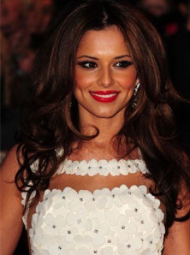 Cheryl Cole at the 2009 Brit Awards