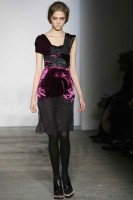 Proenza Schouler A/W 2009, New York fashion week, Marie Claire