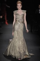 Zac Posen A/W 2009, New York Fashion Week, Marie Claire