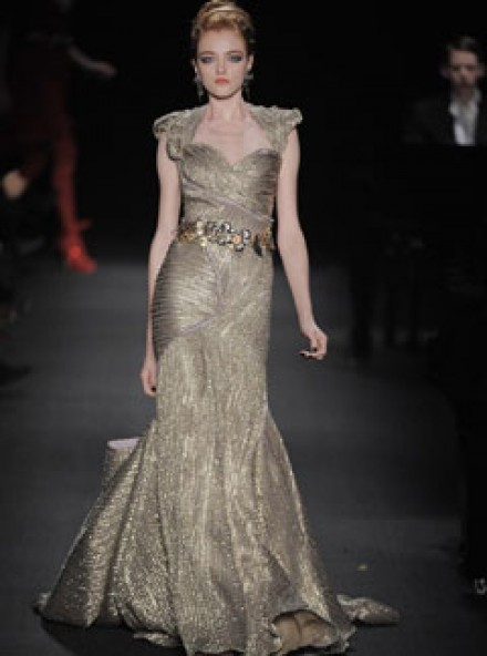 Zac Posen A/W 2009, New York fashion week, show report, Marie Claire