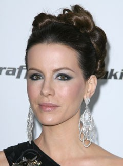 Kate Beckinsale, Oscars best hair and make-up, celebrity photos, Marie Claire