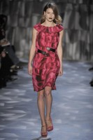 Moschino Cheap & Chic A/W 2009, Milan Fashion week, catwalk show, Marie Claire