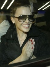 Kylie Minogue, celebrity news, Marie Claire