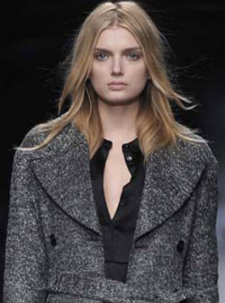 Burberry A/W 2009, Milan Fashion Week