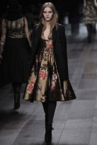 Burberry Prorsum A/W 2009, Milan fashion week, catwalk show, Marie Claire
