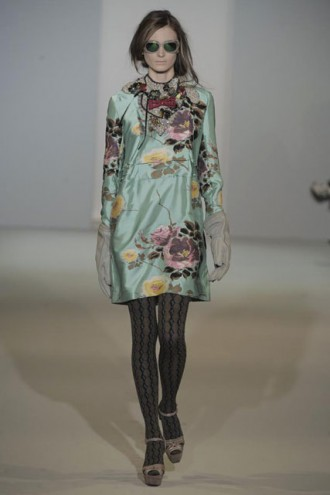 Marni A/W 2009, Milan Fashion Week