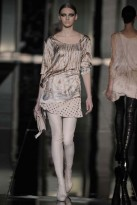 Roberto Cavalli A/W 2009, Milan fashion week, catwalk show, Marie Claire