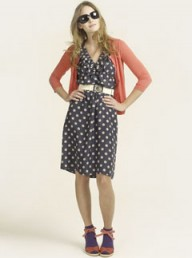 Jigsaw Spot Silk Dress, Fashion buy of the day