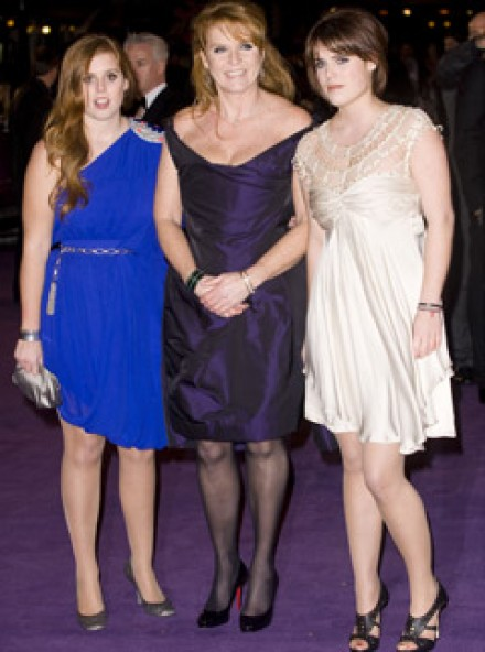 Sarah Ferguson-Princess Beatrice-and-Princess Eugenie