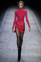 Nina Ricci A/W 2009, Paris Fashion Week, catwalk show, Marie Claire