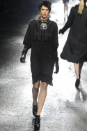 Lanvin A/W 2009, Paris Fashion Week