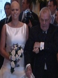 Jade Goody Wedding Photos