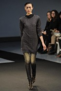 RM by Roland Mouret A/W 2009, Paris Fashion Week, catwalk show, Marie Claire