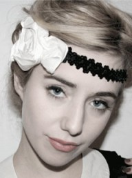 LouLou Loves You Lola headband, fashion, jewellery, Marie Claire