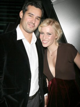 Natasha Bedingfield and Matt Robinson, celebrity news, Marie Claire