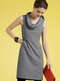 Marks & Spencer Limited Collection Cowl Neck Dress