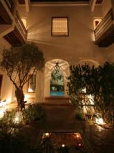 Riad de L'Orangeraie, Marrakech, Morocco, hotel review, travel, Marie Claire