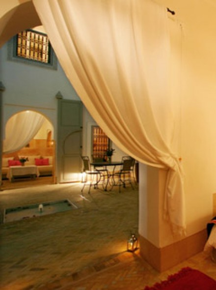 Riad Ariha, Marrakech, Morocco, travel, hotel review, Marie Claire