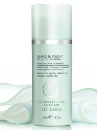 Marie Claire offer: Free Liz Earle Clean &amp; Polish