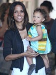 Halle Berry, baby, celebrity gossip, Marie Claire