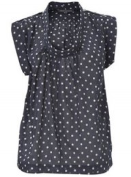 French Connection dots top