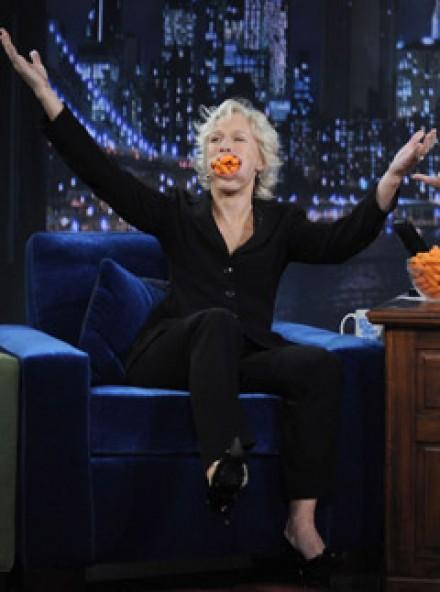 Glenn Close, celebrity gossip, Marie Claire