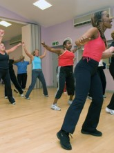 Aerobics Class, world news, Marie Claire