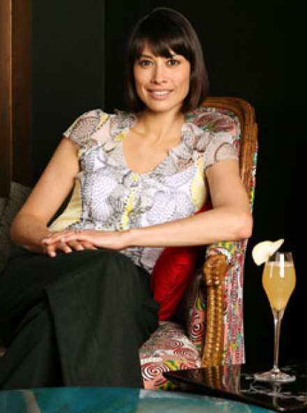 Melanie Sykes - Celebrity News - Marie Claire