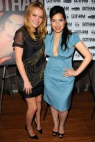 America-Ferrera and Becki Newton-Celebrity Photos-7 April 2009