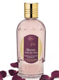 L'Occitane Rose Nuit de Mai shower gel