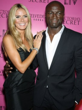 Heidi Klum and Seal, celebrity gossip, Marie Claire