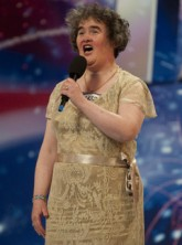 Susan Boyle, Britain's Got Talent, celebrity gossip, Marie Claire