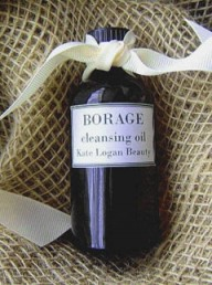 Kate Logan Borage Cleansing Oil