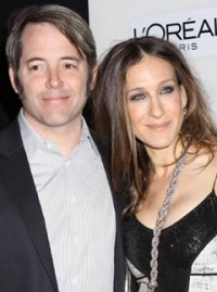 Sarah-Jessica-Parker and Matthew Broderick-Celebrity News
