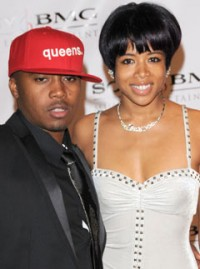 Kelis and Nas-Celebrity News-Celebrity Photos