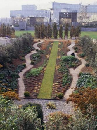 Parc Andre Citroen - 10 Best Paris parks - Marie Claire