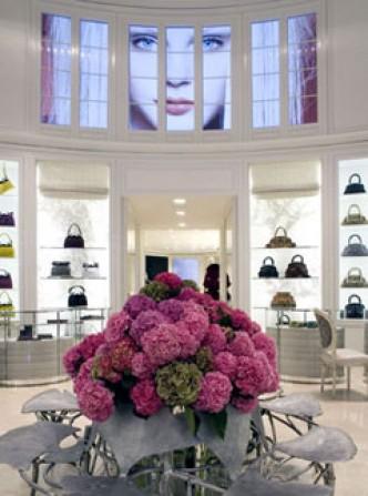 Dior - 10 Best Paris shops - Marie Claire
