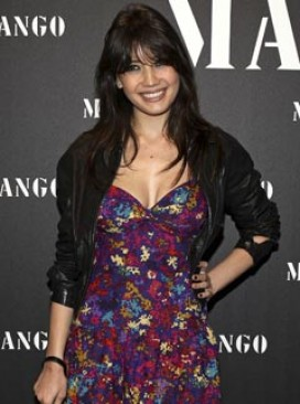 Daisy Lowe-Mango Party-Celebrity photos
