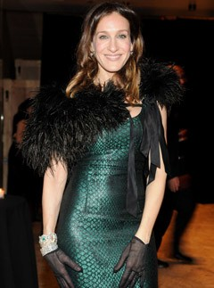 10 best everyone's wearing green, celebrity fashion, marie claire