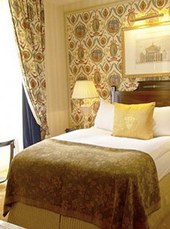 The Grand Hotel, Paris, review, marie claire