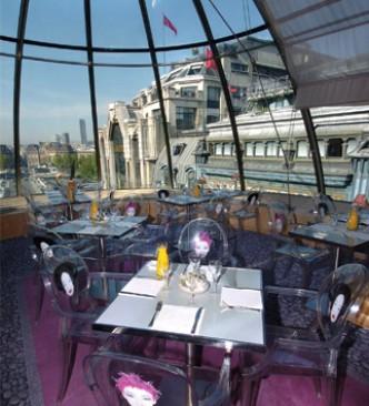 Kong - 10 Best Paris Restaurants - Marie Claire