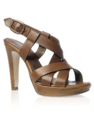Carvela Kracker tan heels