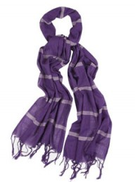 Jigsaw Cotton Delaware Scarf