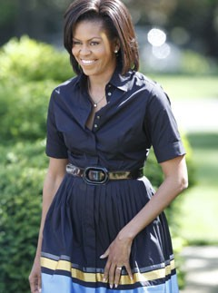 Michelle Obama - 10 Best - Marie Claire