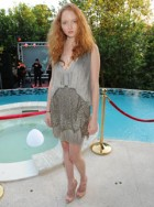 Lily Cole - Celebrity News - Marie Claire